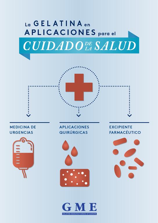 La gelatina en el sistema sanitario